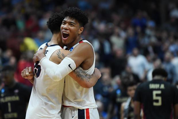 NCAA Tournament 2019 — Gonzaga