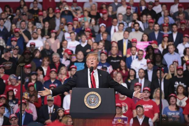 Donald Trump -- Grand Rapids, Michigan