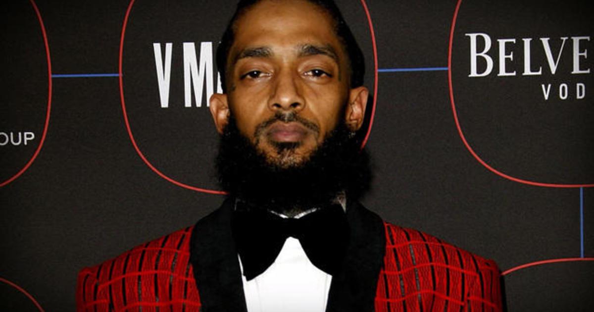 Grammy-nominated rapper Nipsey Hussle killed - CBS News