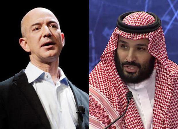 Saudis Hacked Amazon Chief Jeff Bezos' Phone