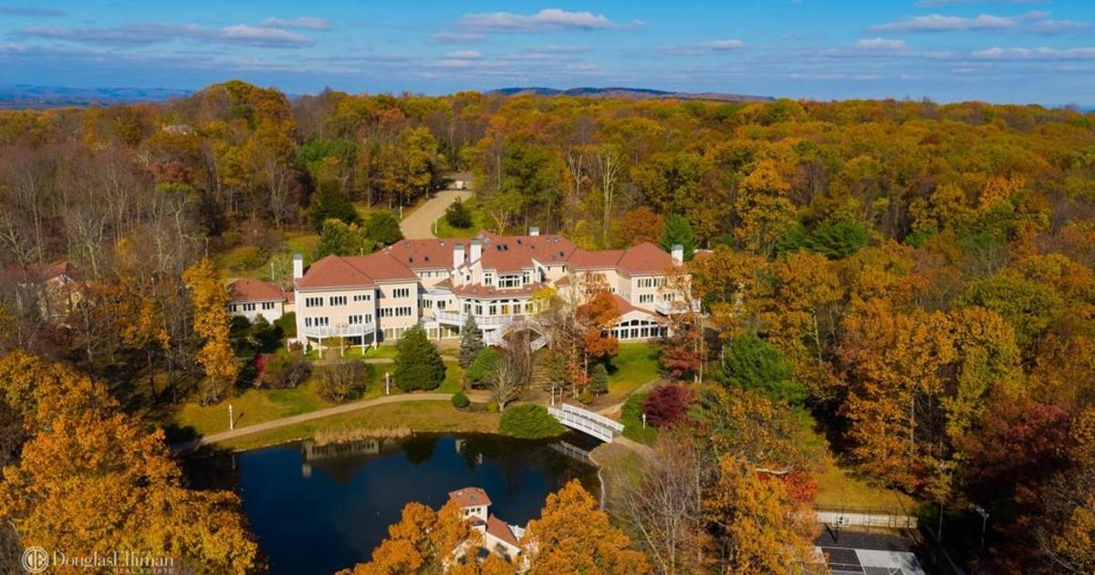 50 Cent Sells Connecticut Mansion Rapper Sells Massive Farmington Mansion For 84 Less Than Asking Price Cbs News