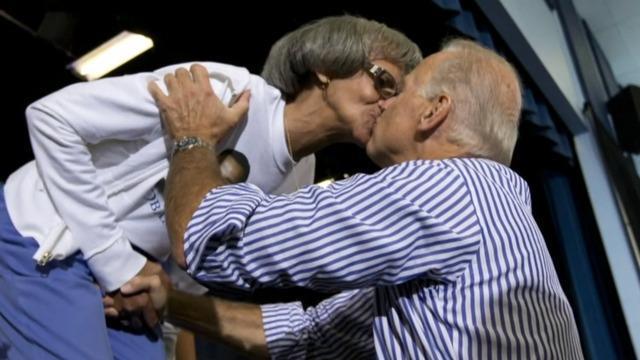 Creepy Joe Biden Video Pro Trump Pac Releases Creepy Joe Ad In The Wake Of Biden Allegations Of Inappropriate Behavior Cbs News