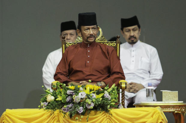 BRUNEI-RELIGION-ISLAM-LAW