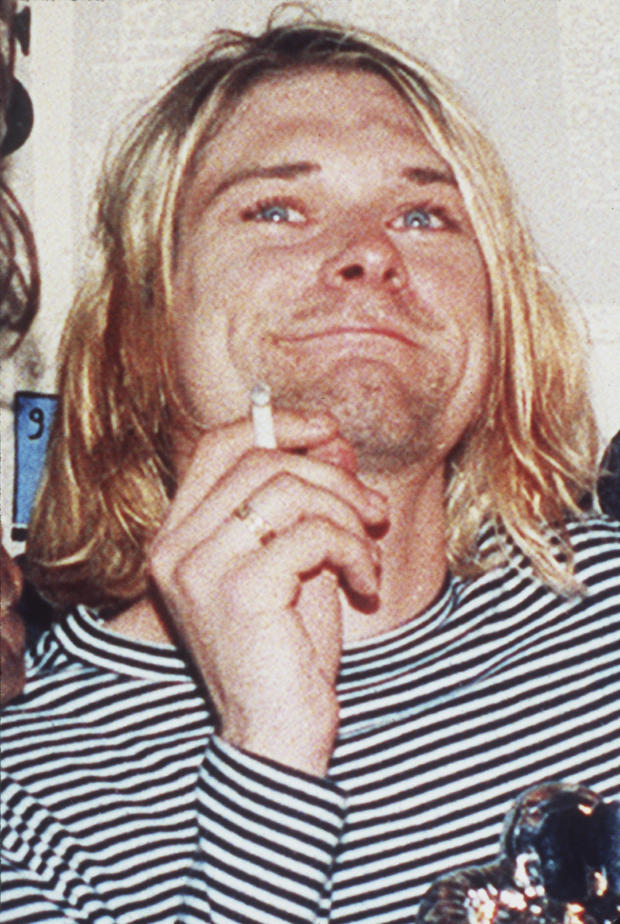 Kurt Cobain Investigation