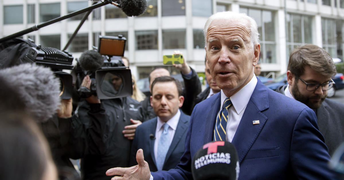 Joe Biden Speech: Joe Biden Gives First Speech After