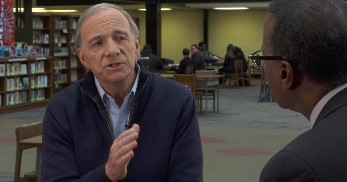 Ray Dalio: Capitalism needs reform, wealth inequality is a national emergency - 60 Minutes