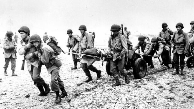 WWII ARMY ATTU