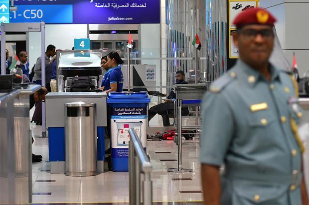 UAE-AIRPORT-SECURITY