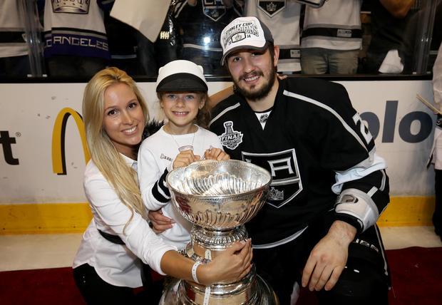 Slava Voynov suspended 2019-20 National Hockey League season for domestic abuse