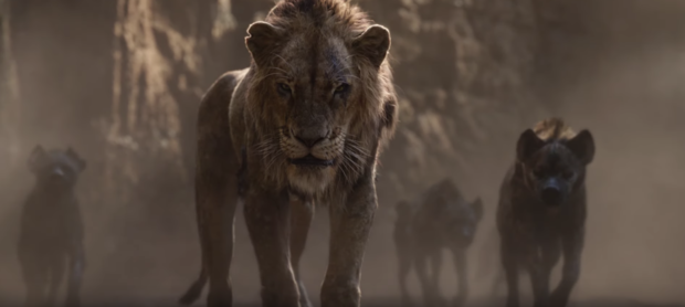 lion king trailer 2019  first full