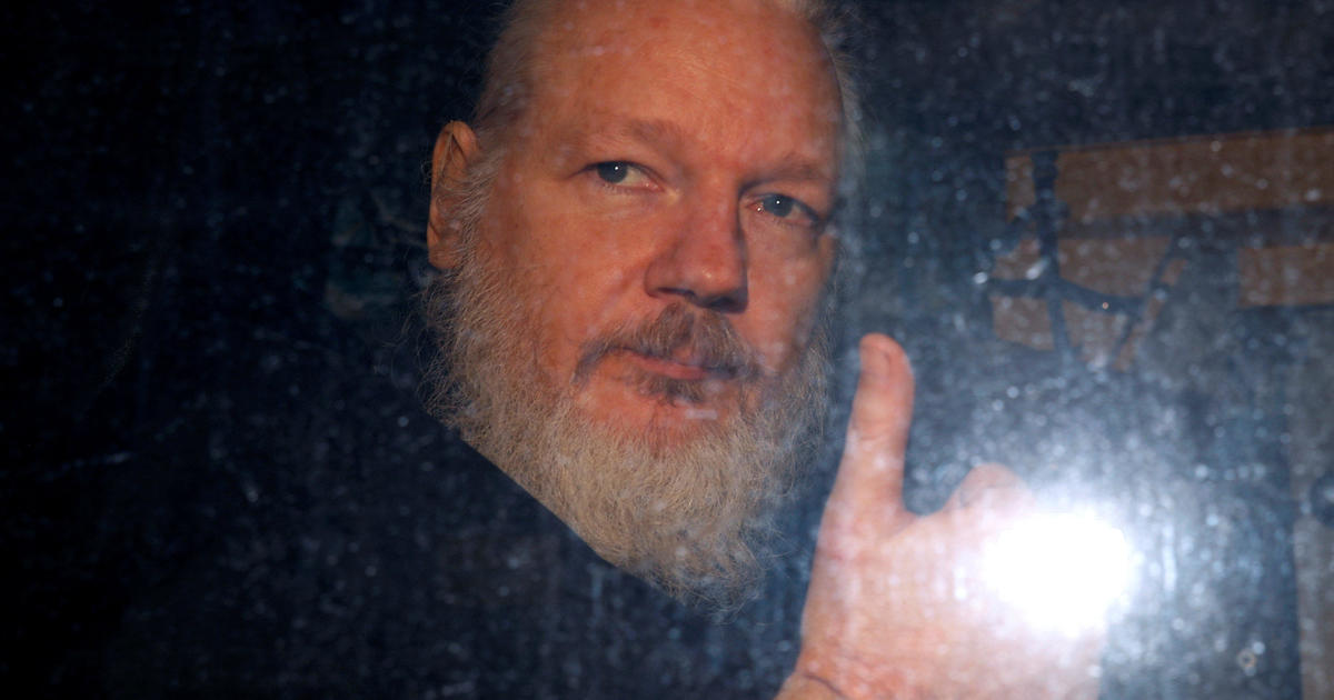 "Ecuador's leader says Julian Assange turned London embassy into a ""center of spying"""