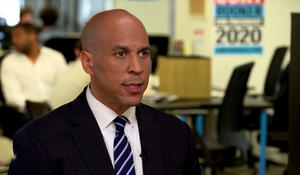 Booker slams Trump's sanctuary cities idea