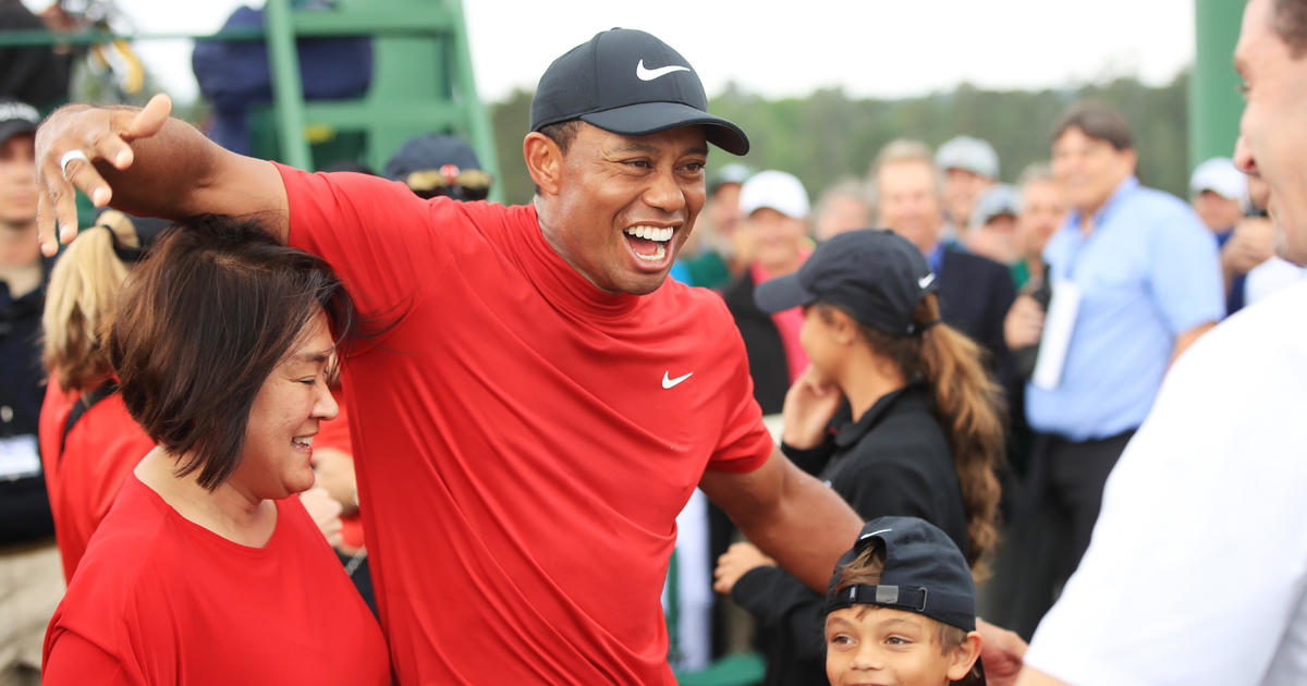 2019 masters  tiger woods completes long road back to