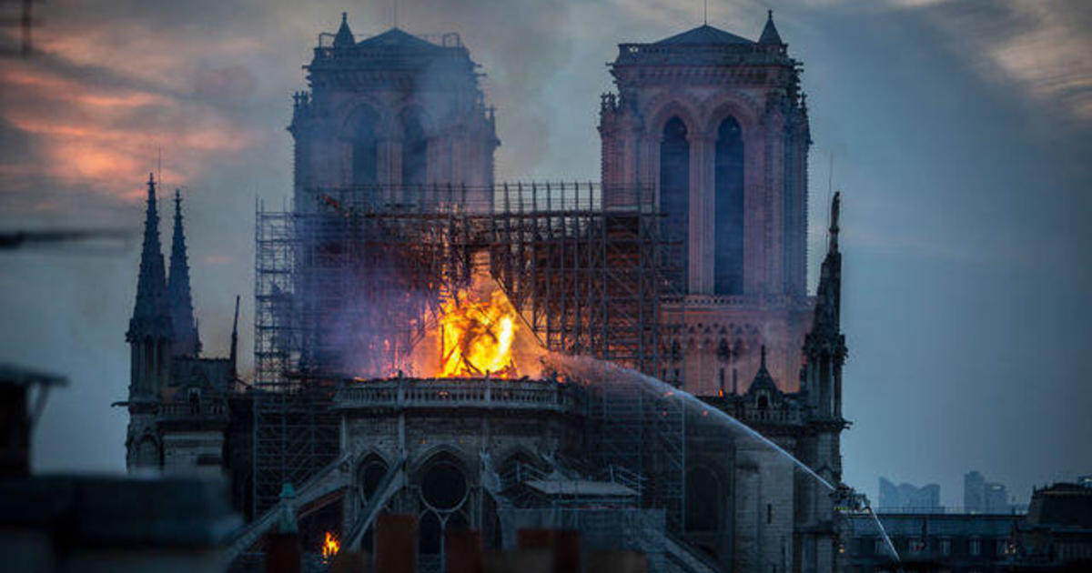 Notre dame fire update: Big donors delay fulfilling pledges to rebuild Notre Dame