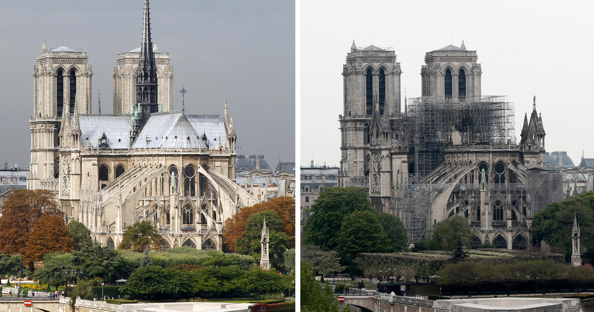 13 Facts About Notre Dame Cathedral | Mental Floss