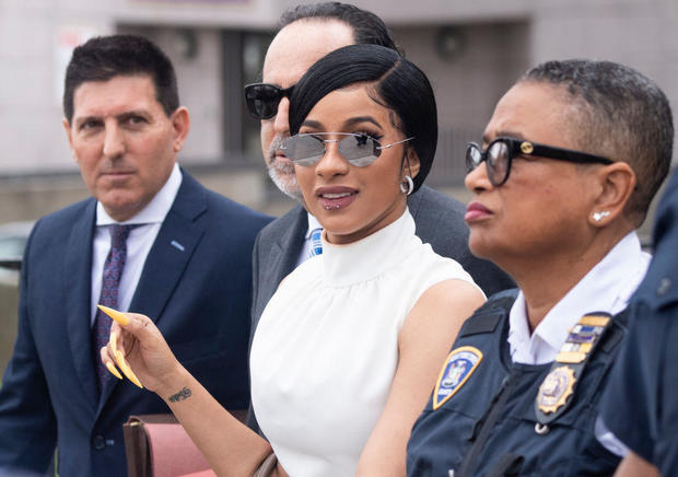 Cardi B: Rapper rejects plea deal today in New York City strip club fight