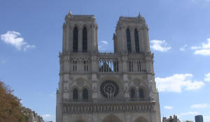 Notre Dame, the world's church
