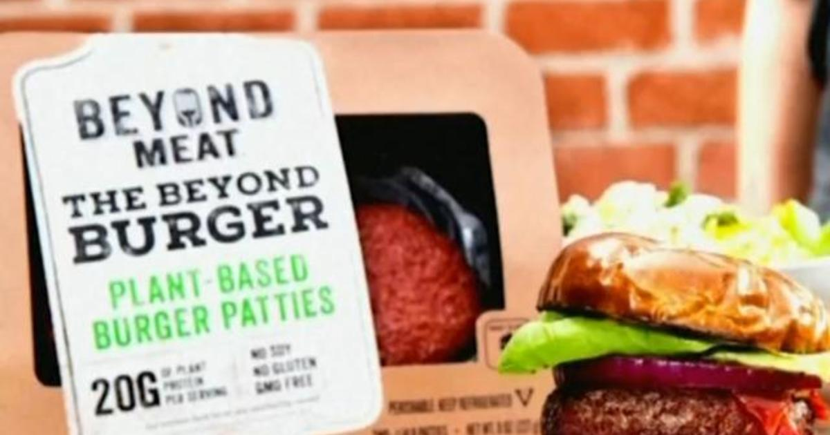 Fake meat maker plans IPO that values company at $1.2 billion