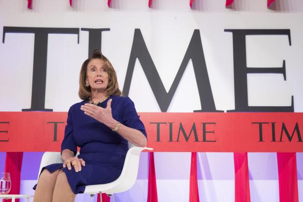 TIME 100 Summit Pelosi