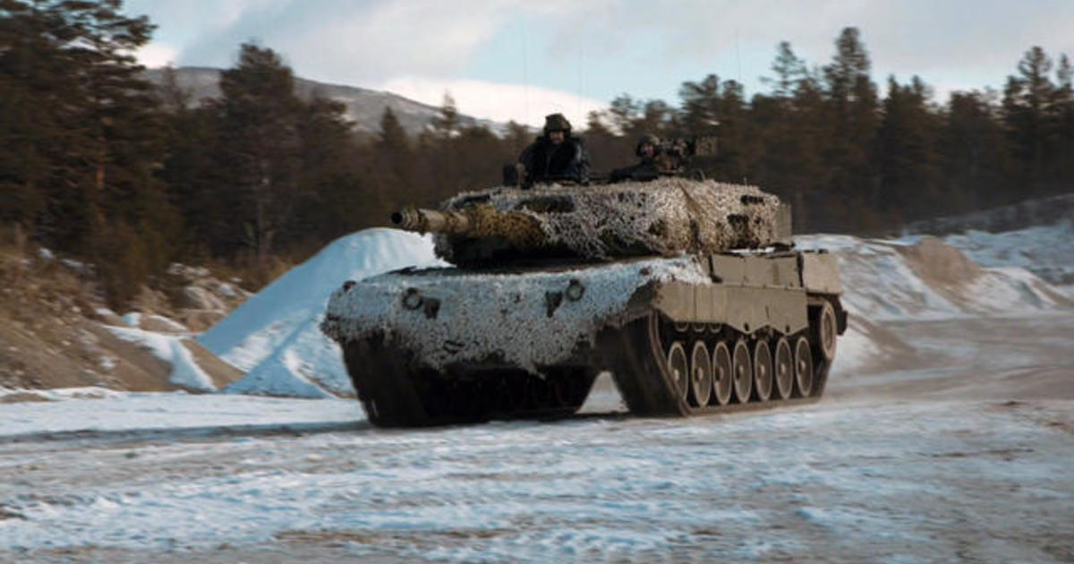 NATO trains for Russian Invasion in Norway