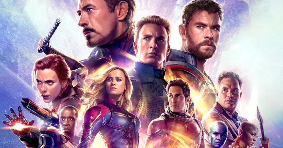 """""""Avengers: Endgame"""" officially getting re-released with new footage"""