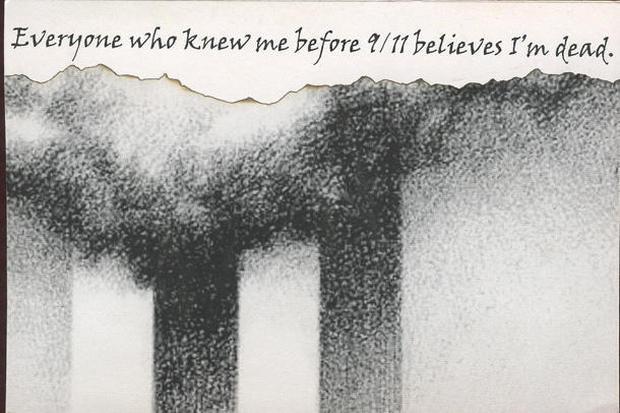 9/11 - Private secrets shared via postcard - Pictures - CBS News
