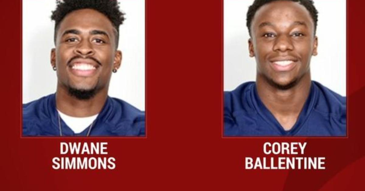 NFL Draft pick Corey Ballentine injured and teammate Dwane