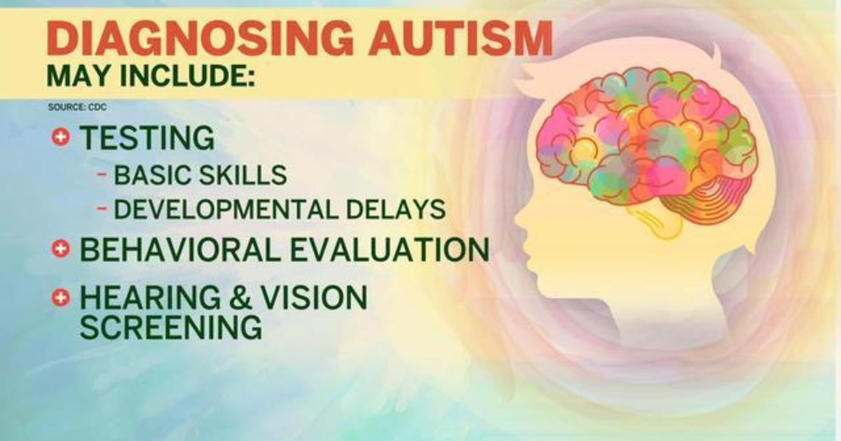 Autism Diagnosis Explained >> Autism Can Be Diagnosed As Early As 14 Months Study Suggests Cbs News