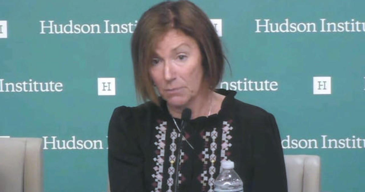 "Cindy Warmbier calls diplomacy with North Korea a ""charade"""