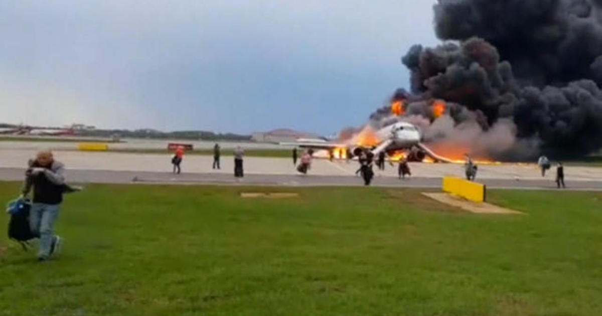 Weather May Be A Factor In Deadly Russian Plane Fire