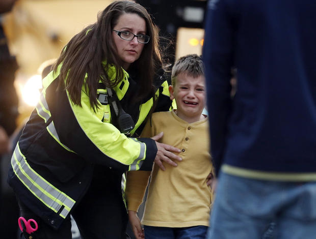 APTOPIX School Shooting Colorado