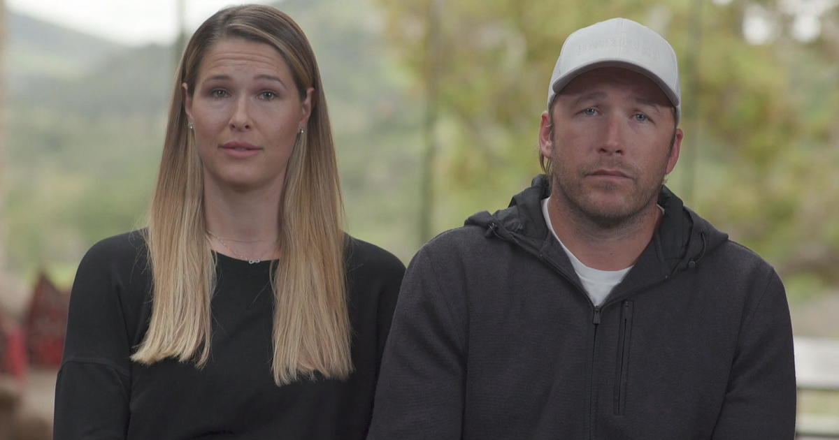 Bode Miller debuts drowning prevention campaign and reveals wife is pregnant again