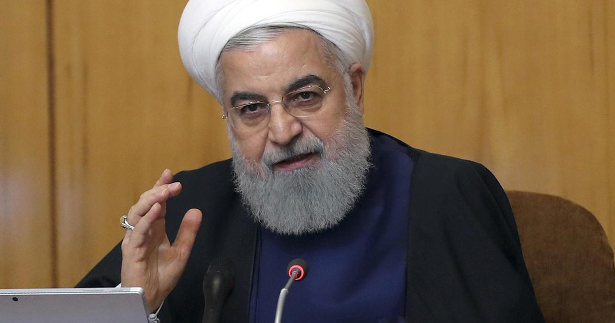 Iran news: Iranian President Hassan Rouhani announces partial withdrawal from 2015 nuclear deal