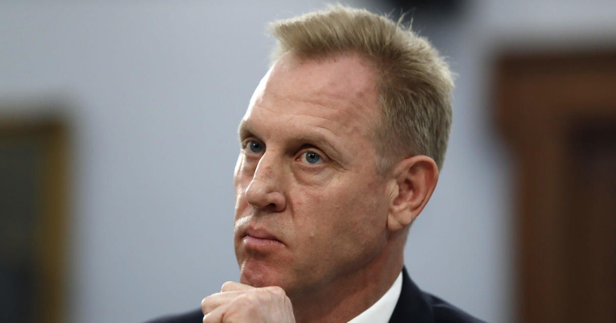 Patrick Shanahan, defense secretary, denies reports on thousands of troops being sent to Middle East to deter Iran