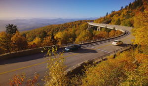 Traveling America's scenic byways