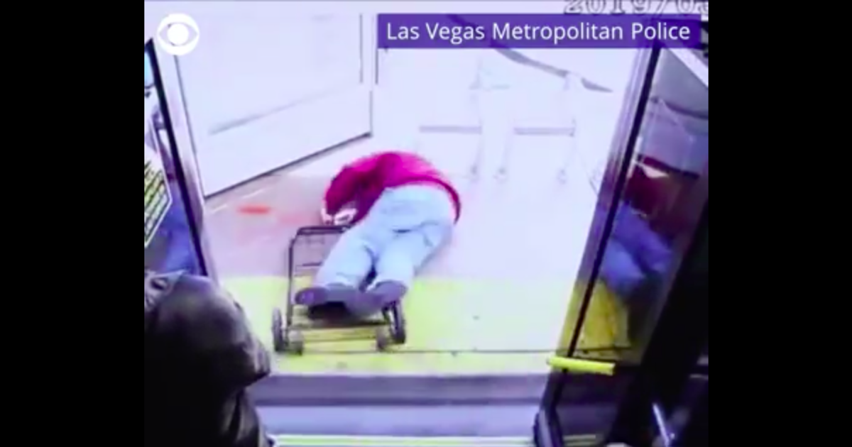 Video shows moment elderly man is pushed off bus, leading to his death