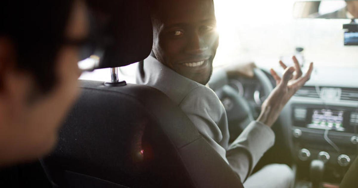 Uber quiet mode: New Uber Black feature allows riders to silence drivers company announced today