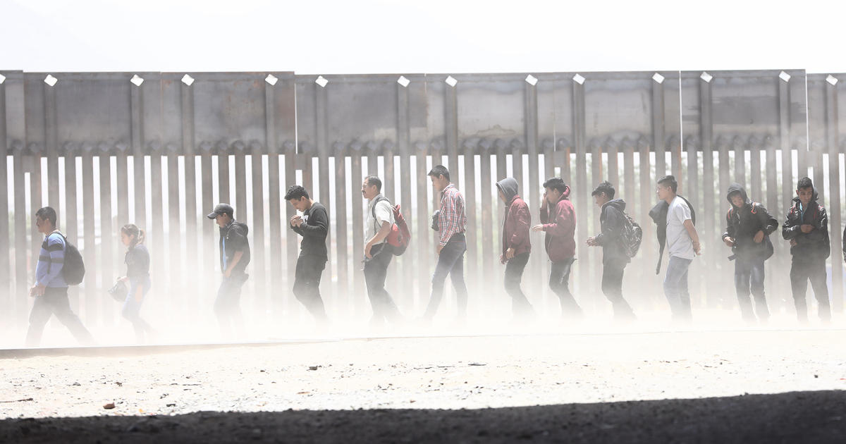 Homeland Security flying migrants out of Texas to locations throughout U.S.