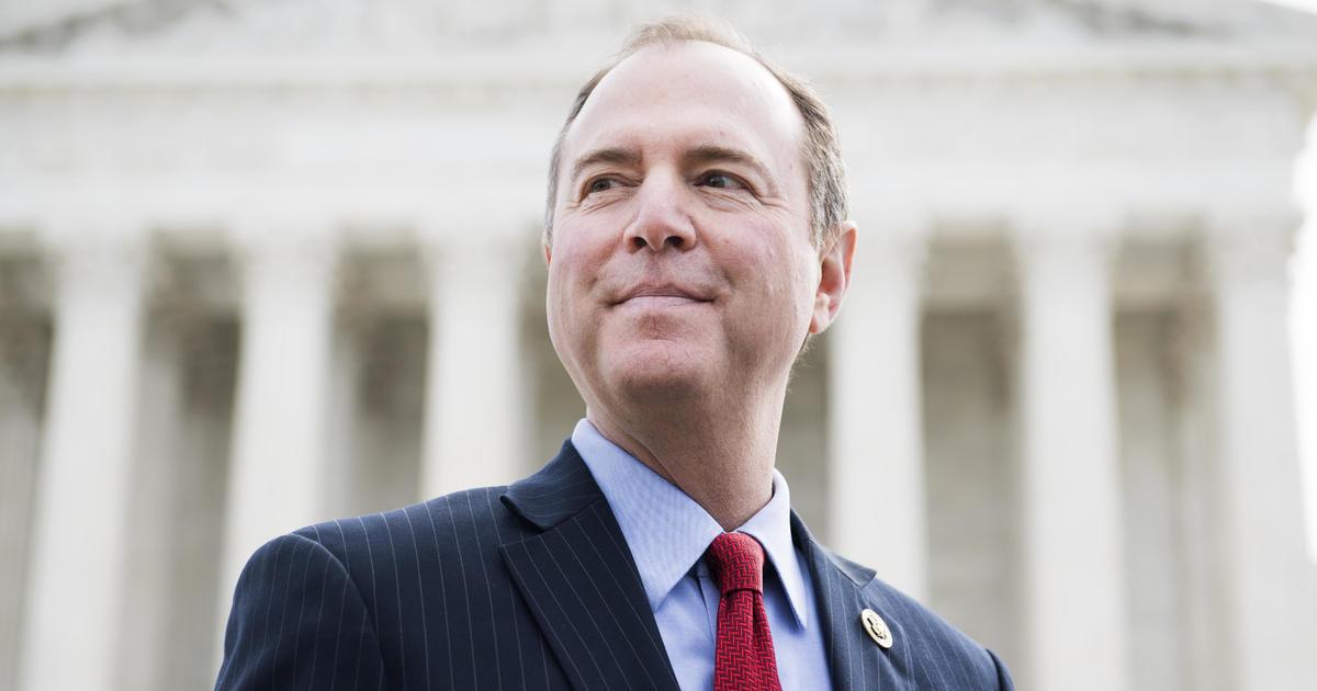 Adam Schiff subpoenas acting intel chief over whistleblower complaint