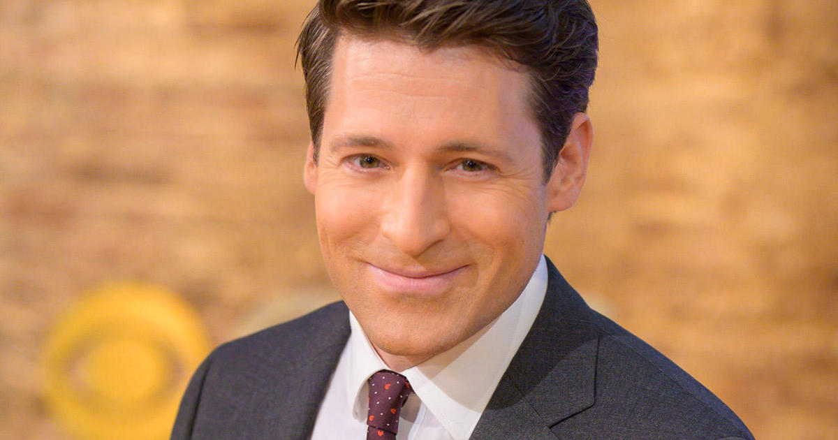Tony Dokoupil - CBS News