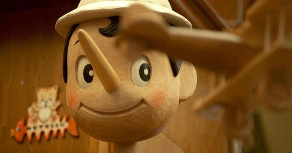The birthplace of Pinocchio - CBS News