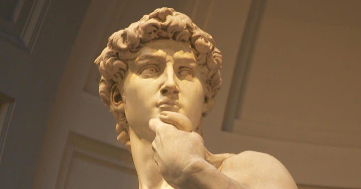 David, the quintessence of Renaissance art