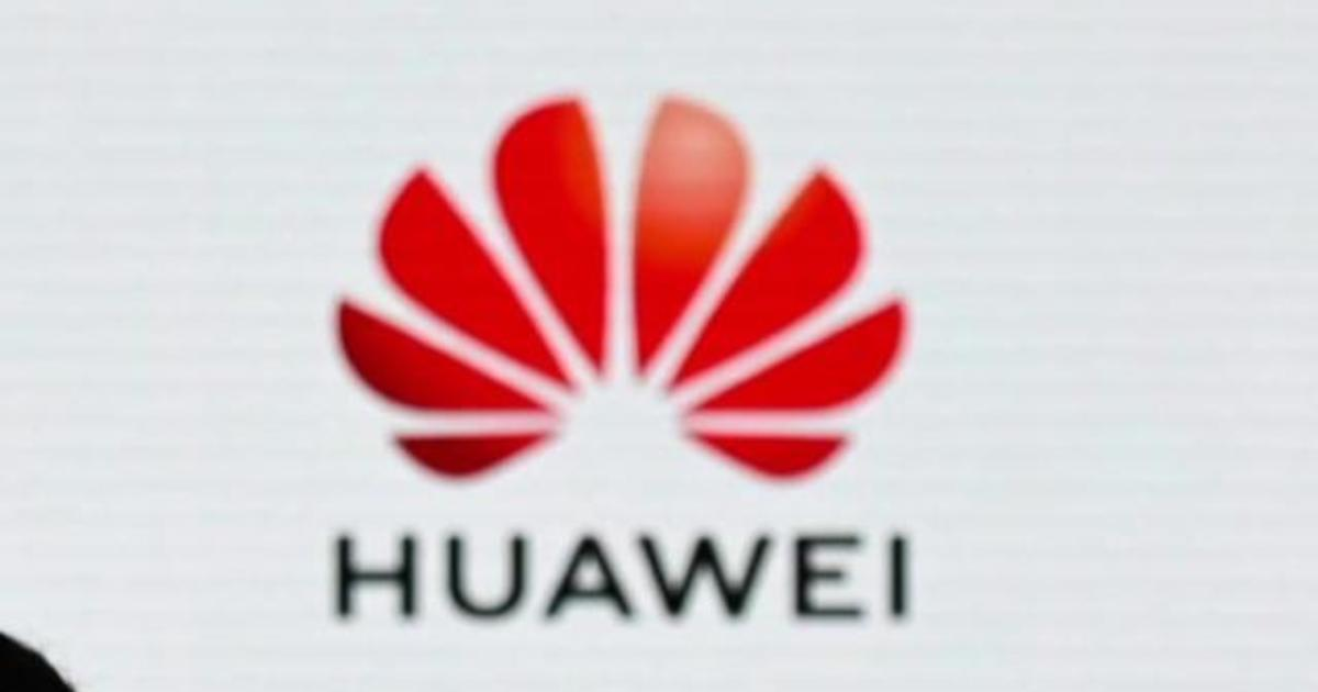 Chinese company Huawei suing U S  government, report says