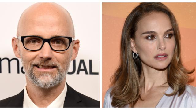 Moby apologizes to Natalie Portman | KCFJ 570 Radio Network