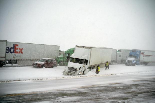 ADDITION Winter Storm Nebraska