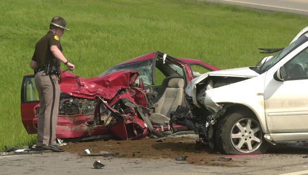 Highway 95 Accident Nevada