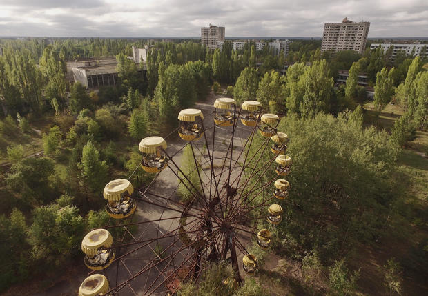 Horrifying photos of Chernobyl and its aftermath