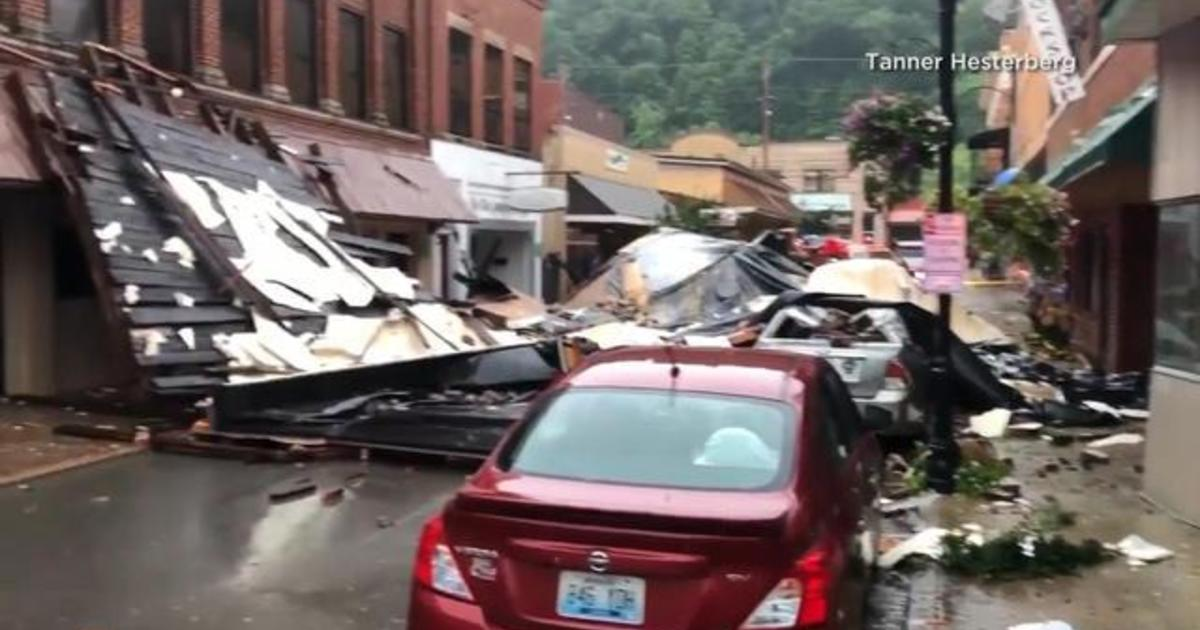 13 straight days of tornadoes for parts of the U.S.