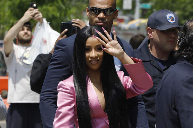 Cardi B, in court after dropping 'Press,' deftly spins the media machine