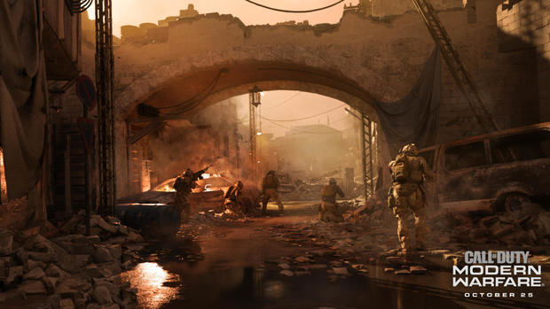 New Call Of Duty: Modern Warfare looks to make a more mature